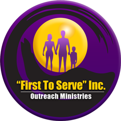 First to Serve logo
